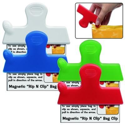 Magnetic Rip N Clip Bag Clip (CLP-02_QZ)