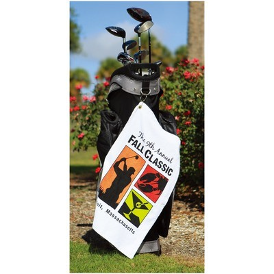 Lightweight Golf Towel (GT-09_QZ)