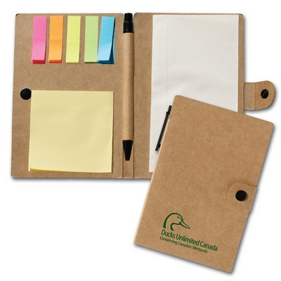 All In One Recycled Journal (NB-E11_QZ)