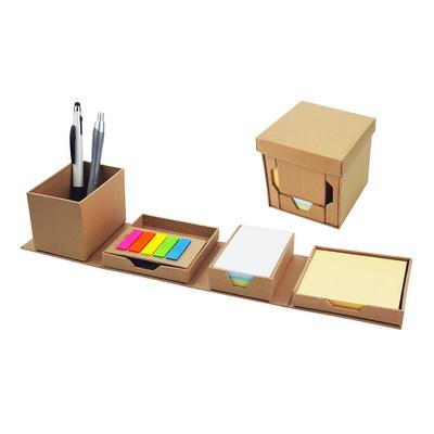 Foldable Cube Desk Organiser (OA-H44_QZ)