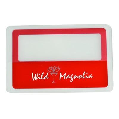 Credit Card Magnifier (OA-M07_QZ)