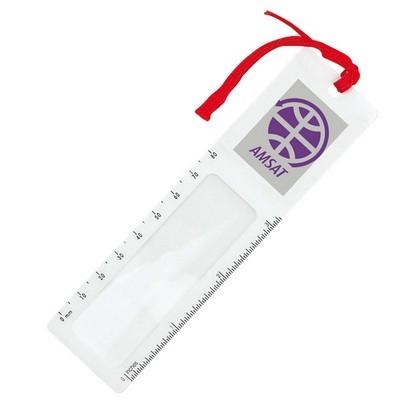Magnifying Bookmark (OA-M31_QZ)