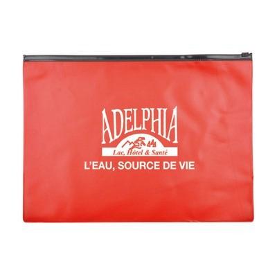 A4 Pvc File Bag (OA-S37_QZ)