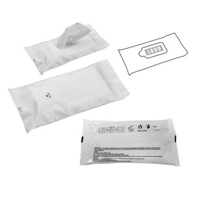 Wet Wipe Pack - (printed with 1 colour(s)) PI-20_QZ