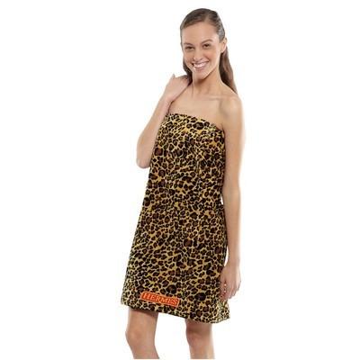 Leopard Print Spa Wrap (RB-03_QZ)