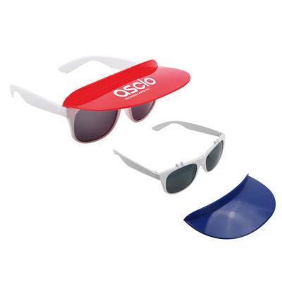 Visor Sunglasses (SG-07_QZ)