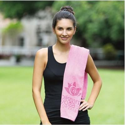 Antimicrobial Fitness Towel (SPT-12_QZ)