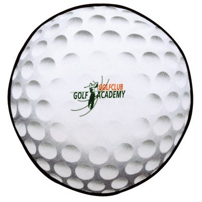 Golf Ball Shaped Sports Towel (SPT-16_QZ)