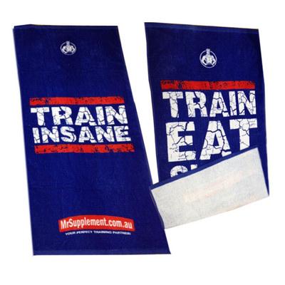 Terry Velour Gym Towel (SPT-24_QZ)