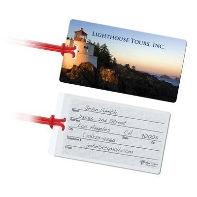 Travel Slip-In Luggage Tag (TA-T15_QZ)
