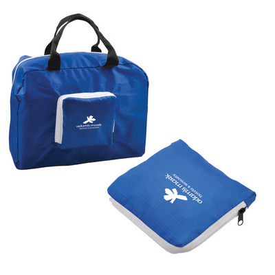 Foldable Carry Bag - (printed with 1 colour(s)) UB-F09_QZ