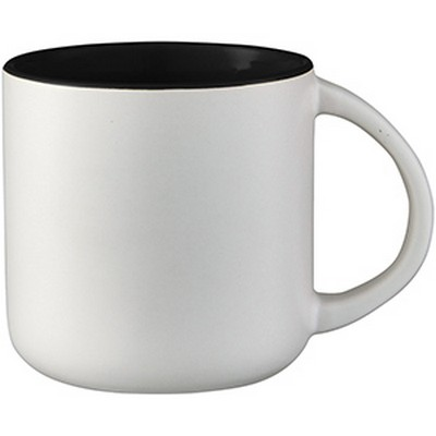 Tango Ceramic Mug - (printed with 1 colour(s)) 3642BK_RG_DEC