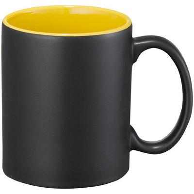 Maya Ceramic Mug - (printed with 1 colour(s)) 4057YW_RG_DEC