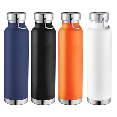 Thor Copper Vacuum Insulated Bottle - (printed with 1 colour(s)) 4075_RNG_DEC