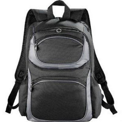 Continental Checkpoint-Friendly Compu-Backpack 5160BK_RNG_DEC