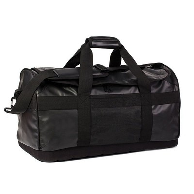 Waterproof 50 Litre Adventure Duffel Bag - (printed with 1 colour(s)) 5166BK_RG_DEC