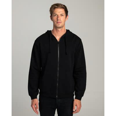 Celtic Black Full Zip Fleece