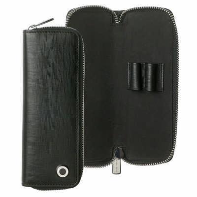 Hugo Boss Zipped pen pouch Tradition Black HLX804A_ORSO
