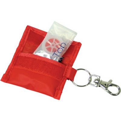 CPR mask keyring G442_orso