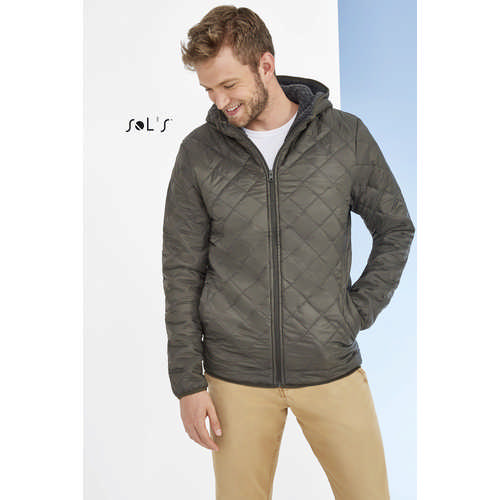 ROVER UNISEX HOODED PADDED