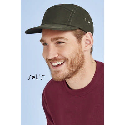 PARKER 5-PANEL SOLID-COLOUR