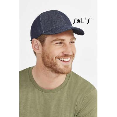 FOXY UNISEX DENIM CAP