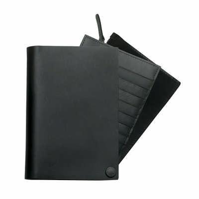 Christian Lacroix Travel wallet Chorus Black - (printed with 1 colour(s)) LLT725A_ORSO_DEC