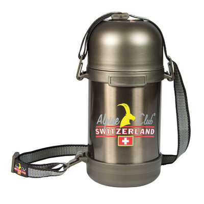 Alpine thermos - (printed with 1 colour(s)) G1173_ORSO_DEC