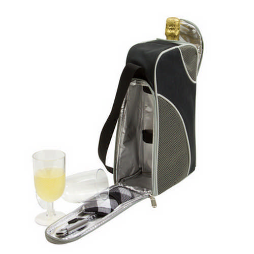 2 person wine bag - (printed with 1 colour(s)) G1416_ORSO_DEC