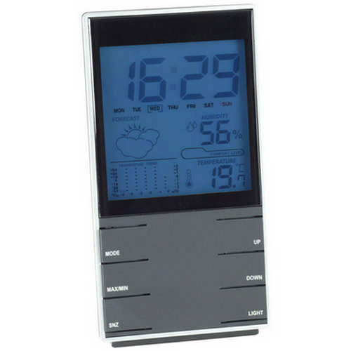 Desktop weather clock - (printed with 1 colour(s)) G1608_ORSO_DEC