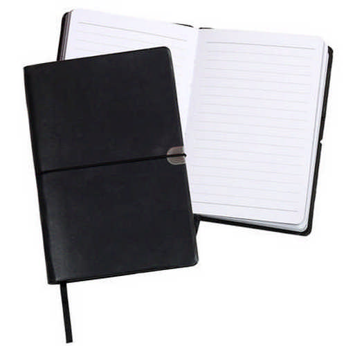 A5 Accent Notebook - (printed with 4 colour(s)) G1635_ORSO_DEC