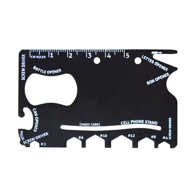 Card- sized Multi-tool - (Includes Decoration) PCH015a_PCZ