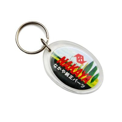 Custom made acrylic keyrings  (K32_PENA)