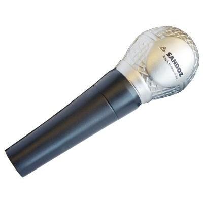 Microphone Anti Stress Item (S223_PENA)