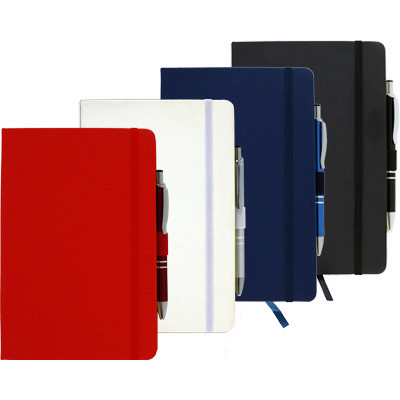 A5 Soft-touch Leather look Journal NB05_PENA