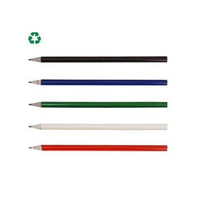 Recycled Newspaper Pencils (no eraser) Pen (P180_PENA)