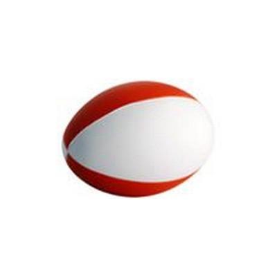 Football Red & White (4 Panels) (S77_PENA)