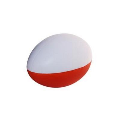 FootBall Red & White (2 Panels) (S78_PENA)
