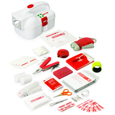 50pc Emergency Torch First Aid Kit FA109_GLOBAL