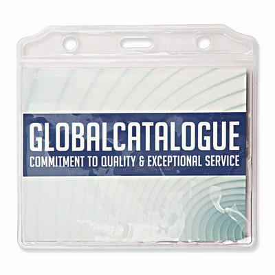 PVC ID Card Holder - 78 (H) x 114 (W)mm T111J_GLOBAL