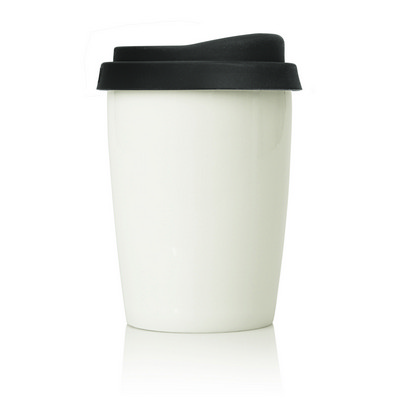 Ceramic Eco Travel Mug 270ml - (printed with 1 colour(s)) M211C_GL_DEC