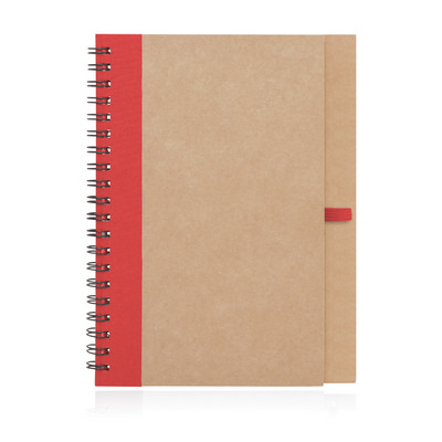 Eco Notebook Recycled Paper