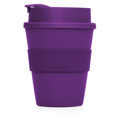 Eco Coffee Cup Plastic Cup2