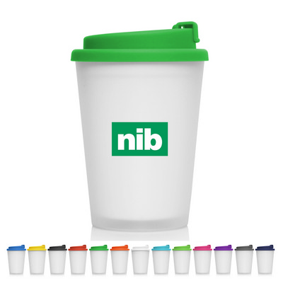 Eco Coffee Cup Plastic Doub