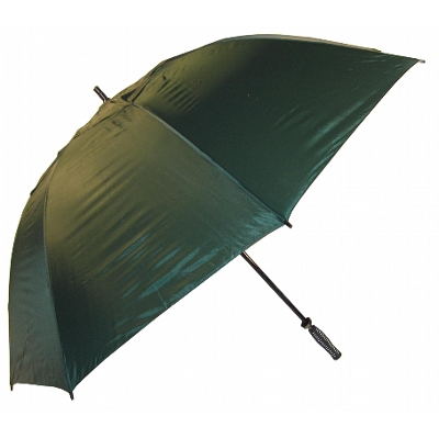 Hurricane (Silver & Black/Reflective Piping) Umbrella (WG006S_PERZ)