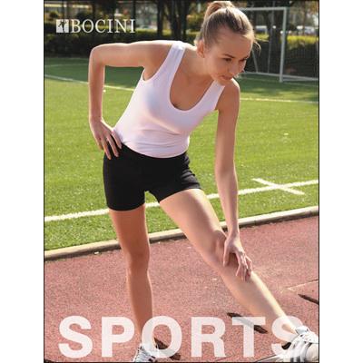 Ladies Gym Shorts (CK1201_BOC)