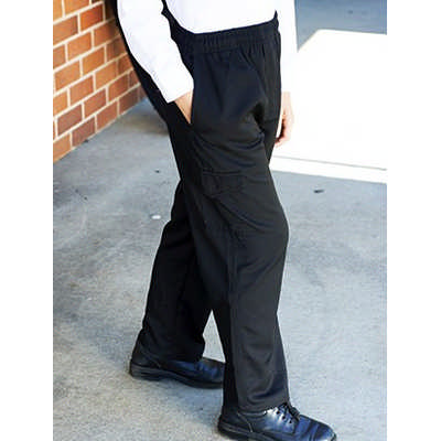 Kids School Cargo Pants - (CK1404_BOC)