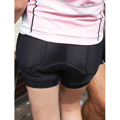 Ladies Cycling Shorts (CK1480_BOC)
