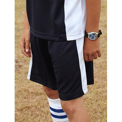 Kids Soccer Panel Shorts (CK628_BOC)