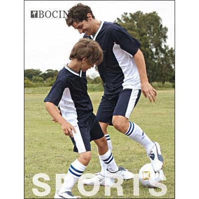Kids Soccer Panel Shorts (CK628_BOC)